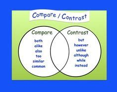 compare and contrast short stories